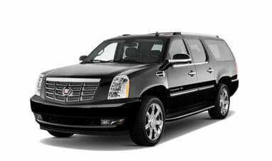 las vegas limousine Cadillac Escalade ESV service