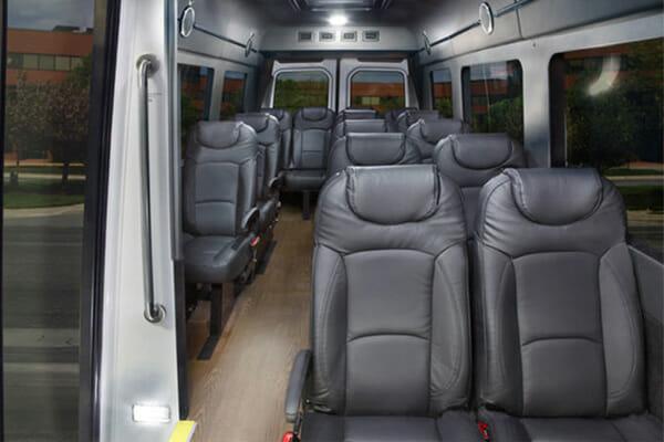 Mercedes-Sprinter-14-Passenger-Shuttle-Interior