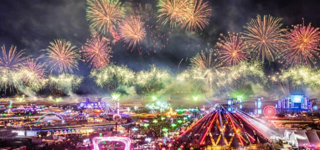 EDC Las Vegas 2017 at the Las Vegas Motor Speedway