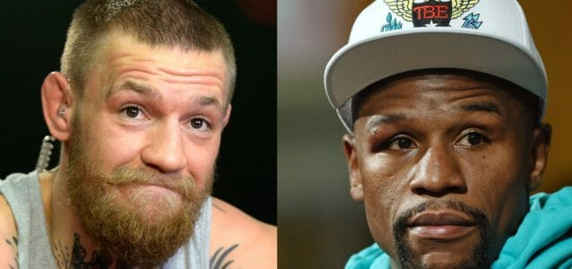 Floyd Mayweather and Conor Mcgregor mega fight in Las Vegas