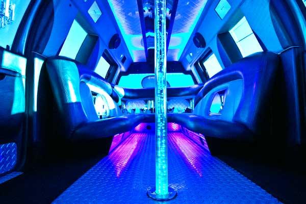 f-650 limo interior
