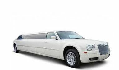 vegas chrysler 300 limousine