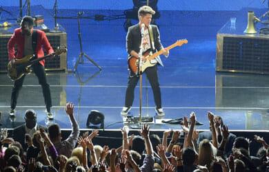 Las Vegas Concert Limo