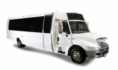 las vegas limo party bus