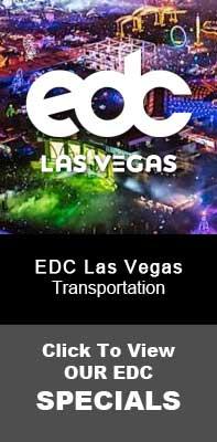 EDC Las Vegas Transportation Specials