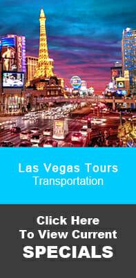 Las Vegas Tours Specials